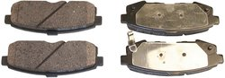 Beck Arnley Heat Dissipation OE Brake Pad