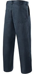Steiner 10617-4030 Long Pants, Weldlite Navy Blue 9.5-Ounce Flame Retardant Cotton, 40'' W x 30'' L