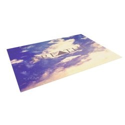 Kess InHouse Rachel Burbee Indoor/Outdoor Floor Mat - 8' x 8'