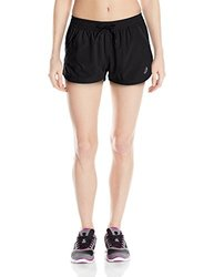 ASICS Women's Train for Sport 2-Inch Woven Shorts, Performance Black, X-Large
