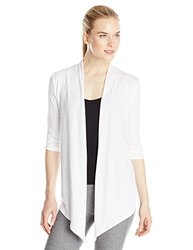 Soybu Women's Meryl Wrap Cardigan - White - Size: Medium