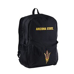 NCAA Arizona State Sprint Backpack - Black