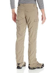 Craghoppers Men's NosiLife Convertible Trousers - Pebble - Size: 36
