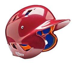 Schutt Sports Senior OSFM 3242 AIR 4.2 BB Batter's Helmet, High Gloss Cardinal