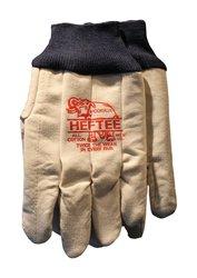 Brookville Men's Heftee Work Glove - Beige - Size: Large