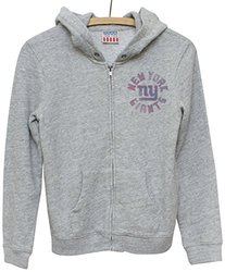 NFL New York Giants Womens' Sunday Hoody - Medium Heather Size: Small