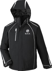 Buick Men's Insulated Jacket - Black - Size: Large
