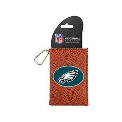 NFL Philadelphia Eagles Football Classic ID Holder - Brown