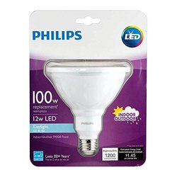 Philips 460082 12W Flood Light LED Bulb 5000K Daylight Indoor/Outdoor