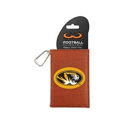 NCAA Missouri Tigers Football Classic ID Holder - Brown