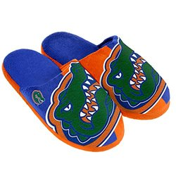 Forever Collectibles NCAA Florida Gators Slipper - Blue - Size: Small