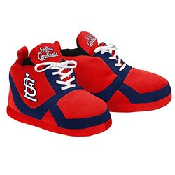 MLB St. Louis Cardinals 2015 Sneaker Slipper, Large, Red