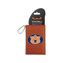 NCAA Auburn Tigers Classic Football ID Holder - Brown