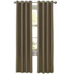 Maytex Mills Wesley Thermal Window Curtain, 52 by 84-Inch, Green