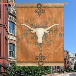NCAA Texas Longhorns 27-by-37 Inch Vertical Flag - Kate Mcrostie