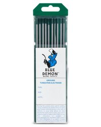 "Blue Demon TEP X 3/16"" X 7"" Pure Tungsten Electrode - 5-Pack"