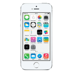 Unlocked Apple iPhone 5s SmartPhone 64GB - Silver