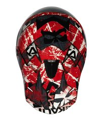 Kali Protectives PRANA FRP McNeil Helmet - Red - Small