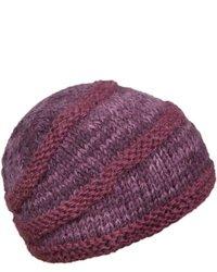 Ambler Women's Orbitus Beanie, Purple, One Size