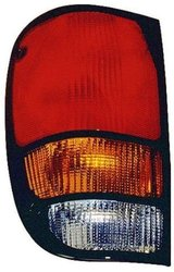 Depo 316-1901R-US Mazda Pickup Passenger Side Replacement Taillight Unit without Bulb