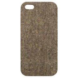 Tribeca Fabric Hardshell Case for iPhone 5