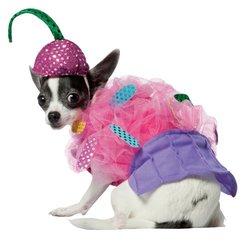 Rasta Imposta Cupcake Dog Costume - Pink - XS