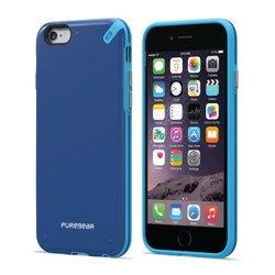 PureGear Slim Shell Case for iPhone 6s Plus/6 Plus - Pacific Blue