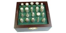Toolocity Set Of 20 Vacuum Brazed Diamond Burs (VBDBRSET)