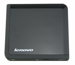 Lenovo 0A33988 External DVD-Writer - Black