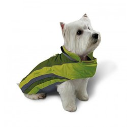 All for Paws All Season Jacket, Green, Medium