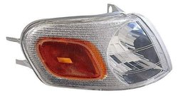 Depo 332-1561R-US Chevrolet/Oldsmobile/Pontiac Passenger Side Replacement Parking/Signal Light Unit