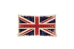 Downton Union Jack Pillow Cover