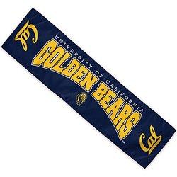 NCAA California Golden Bears Cooling Towel, 8 x 30-Inch