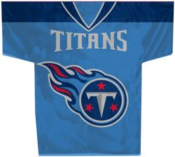 """NFL Tennessee Titans Jersey Banner -34-by-30"""""""