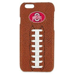NCAA Ohio State Buckeyes Classic Football iPhone 6 Case, Brown