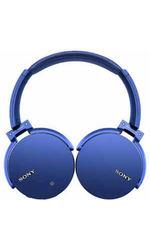 Sony MDRXB950BT/L Extra Bass Bluetooth Headphones: Blue
