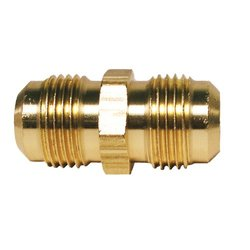 Watts A-165 Brass Flare Union for Gas, 5-Pack