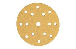 "Mirka 23-614-500 Bulldog Gold Grip Disc, 5"""