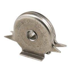 Slide-Co 16768 Closet Door Roller, Nylon Wheel, Drive-In Housing,(Pack of 2)