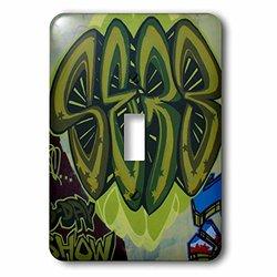 lsp_78810_1 Fresh Graffiti Single Toggle Switch