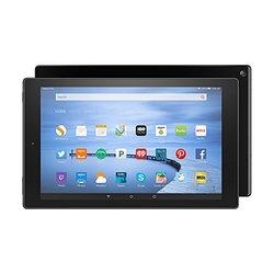 "Amazon Fire HD 10 10.1"" Tablet 16GB Wi-Fi Fire OS 5 - Black (SR87CV)"