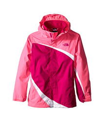 The North Face Girl's Triclimate Ski Jacket - Pink - Size: Medium 10/12