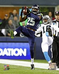 "NFL Seattle Seahawks Richard Sherman Beautiful Gallery Canvas - 16"" x 20"""