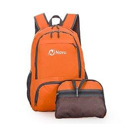 Novu Travel Daypack - Orange - 35 Liters (BP-163)