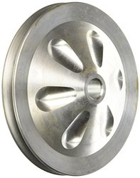 """Borgeson 801201 Power Steering Pump Pulley, 5-3/4"""" Diameter"""