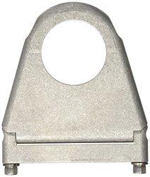 "Borgeson 1-3/4""x 3"" Steering Column Drop - Paintable Aluminum (910173)"