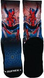 Rufnek Swangin' Spidey Men's Socks
