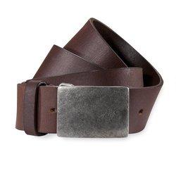 Pistil Designs Men's Cash Belt, Brown, Small/Medium