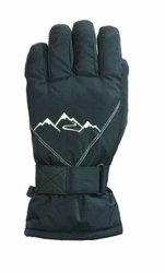 Seirus Innovation Women's Mountain Challenger Glove,Women's,Black/White, small