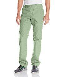 Mountain Khakis Men's Poplin Pant Slim Fit - Mint - Size: 44W/30-Inch